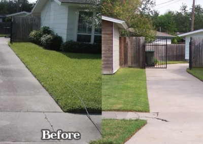 Driveway Cleaning Corpus Christi Texas 2