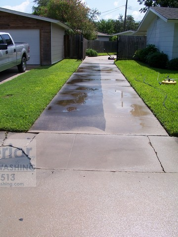 Driveway Cleaning Corpus Christi example 4