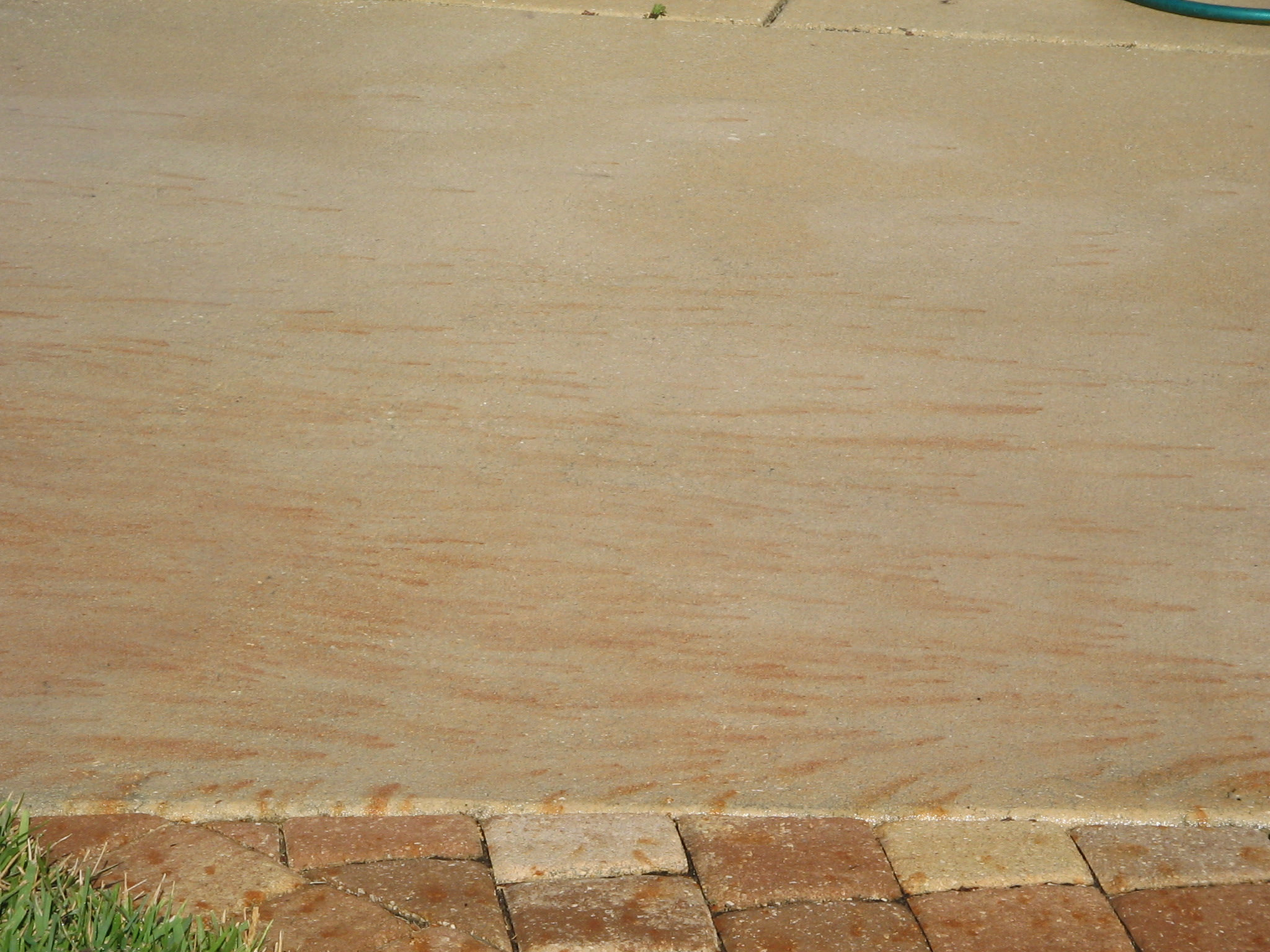 Battery Acid and Rust Stain Removal - Superior Power Washing