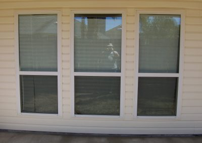 Vinyl Siding Townhouse Cleaning in Corpus Christi after 7