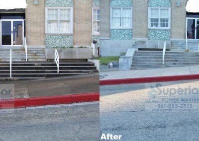 concrete-step-cleaning-in-corpus-christi